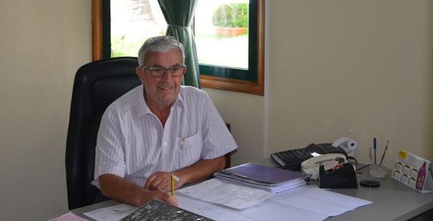 Efren Armas Falcon, General Manager, Heliomar Apartment