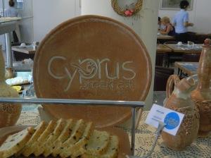 Cyprus breakfast plate