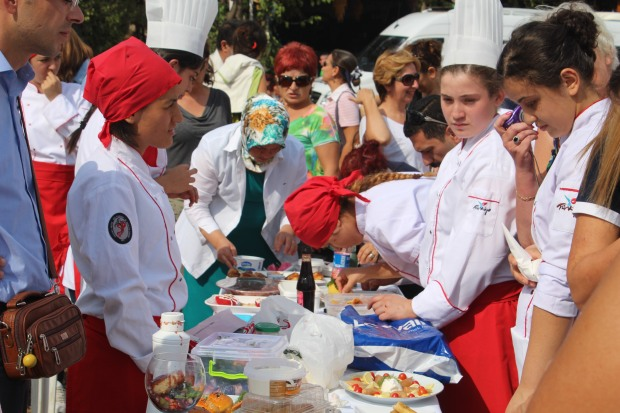 Taste of Fethiye cookery contest