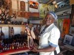 Mary Wambui Chege, Nyali Curio seller