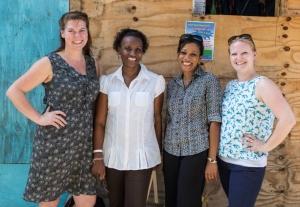 Salli Annette Coral Suzie in Jamaica