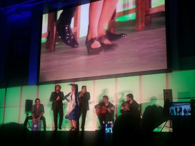 Flamenco at wttc