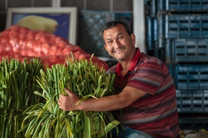 Senay Coskun, owner of the wholesaler in Fethiye